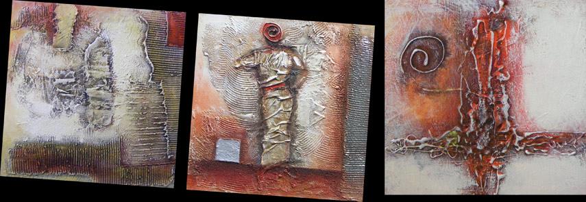 Abstrakte malerei auf bestellung nrw abstrakte kunst - Mediterrane wandbilder ...