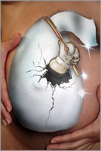 Bauch Bemalen Stunning Mgweb With Bauch Bemalen Mit Bemalt With