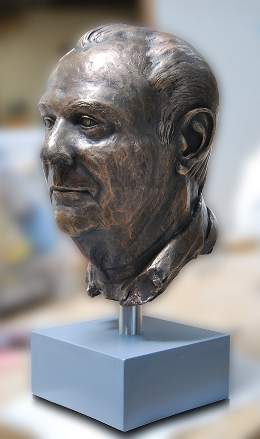 Bronzefigur herstellen lassen