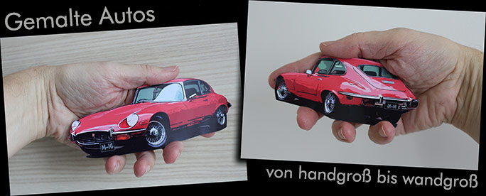Auto Malen Lassen Ausgefallene Geschenkideen Das Eigene Fahrzeug