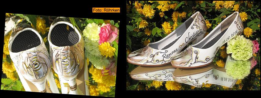 Designer Schuhe Individuelle Schuhgestaltung Schuhe Aufpeppen