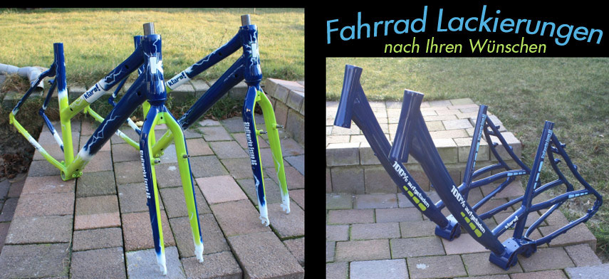 designer fahrrad d sseldorf unikat lackierungen essen wir gestalten ihr fahrrad dortmund. Black Bedroom Furniture Sets. Home Design Ideas