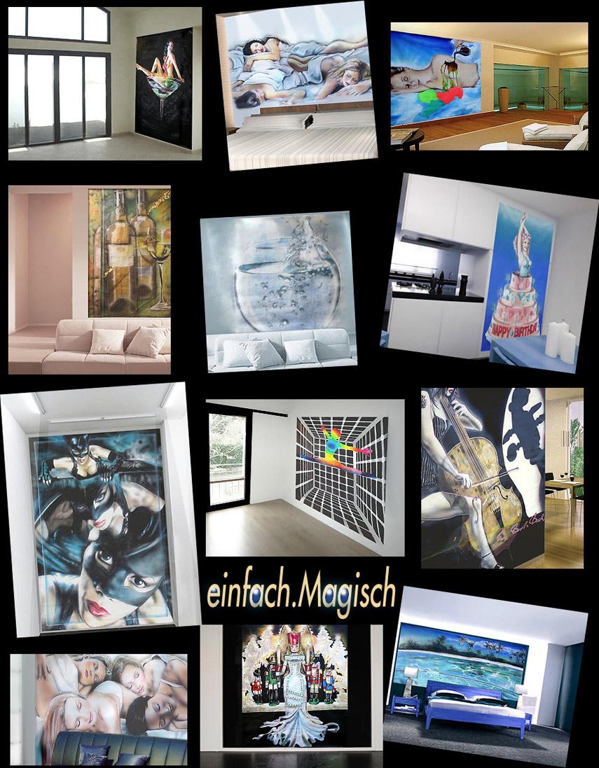 Gestaltung Von Wänden
