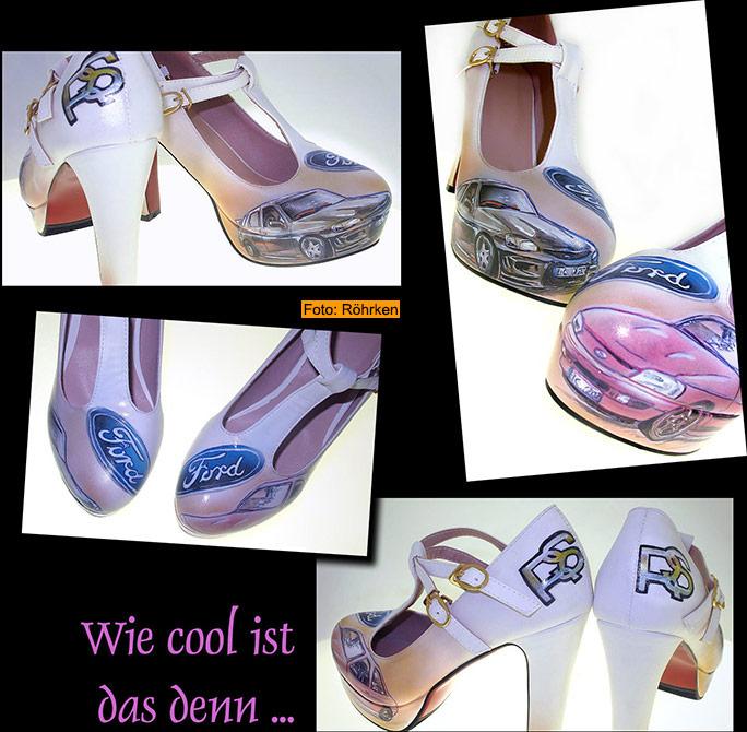 cheap for discount a4fdb 30705 Designer Schuhe, individuelle Schuhgestaltung, Schuhe ...