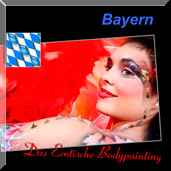 Wir in Bayern Bodypainting