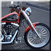 Chopper Airbrush
