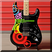 Gitarrendesign