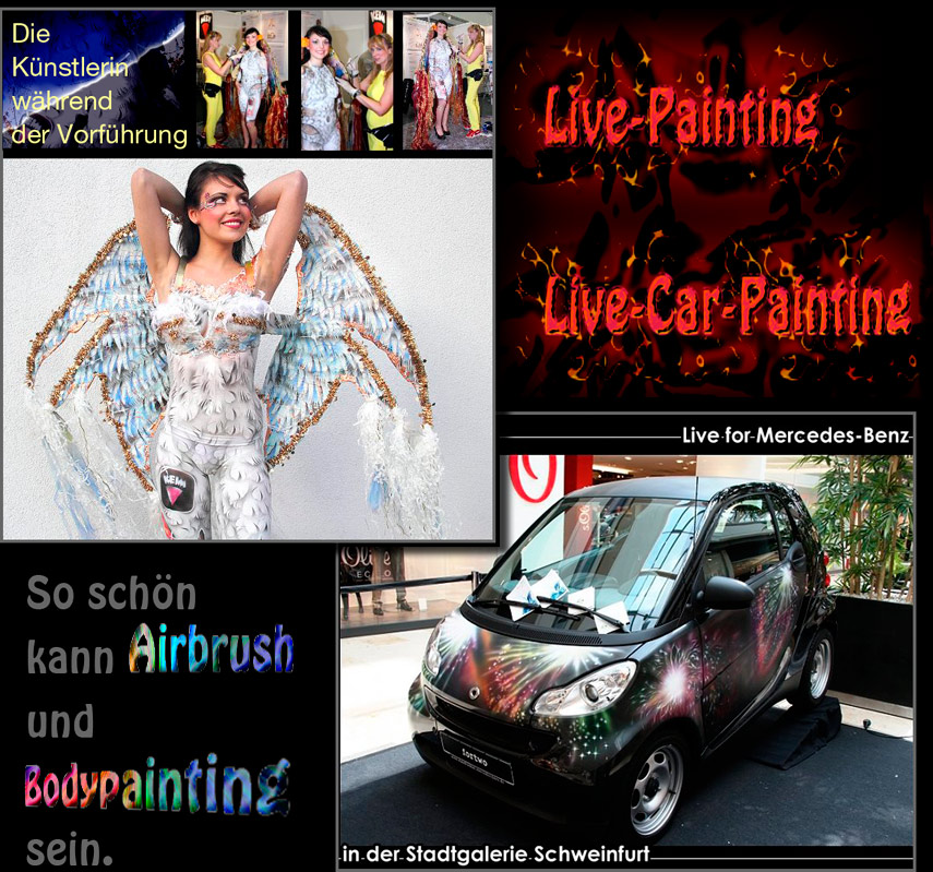 live-car-painting