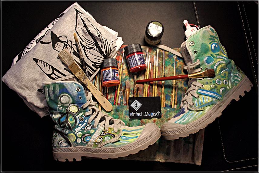 Personalisierte Schuhe Nrw Promotionwear Das Eigene Unikat